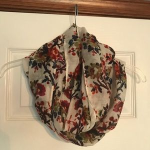 Old Navy Floral Scarf